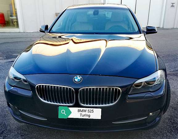 BMW 525d Touring Business aut.
