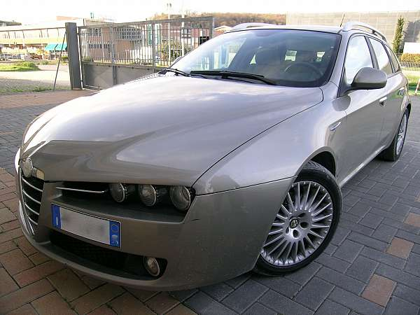 alfa romeo 159 1878511 by Auto Subito.it