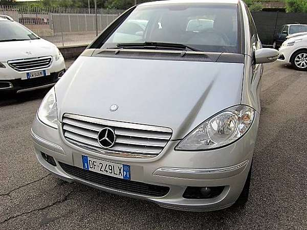 MERCEDES A 170 Coupé Avantgarde