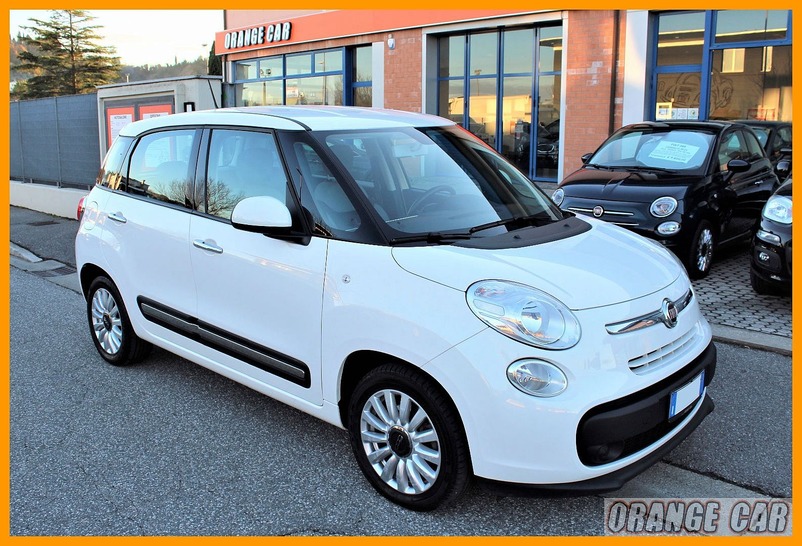 FIAT 500L 1.3 MJT 95 CV Business