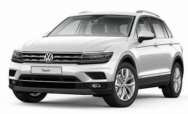 VOLKSWAGEN Tiguan 2.0 TDI 4MOTION Advanced BMT