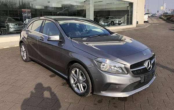 MERCEDES A 160 Automatic Business