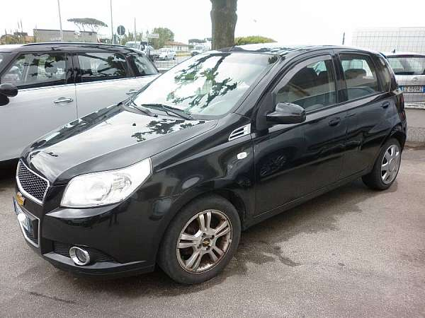 CHEVROLET Aveo 1.2 3p. LT GPL Eco Logic